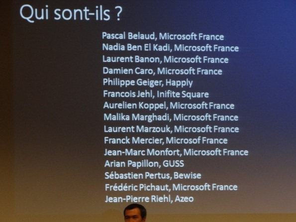 Session Les Experts SQL Server