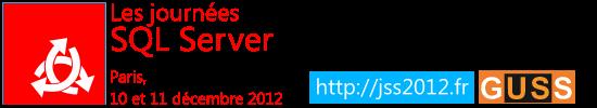 La session SQL Avancé pendant les Journées SQL Server 2012