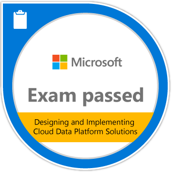 Exam 473: Designing and Implementing Cloud Data Platform Solutions