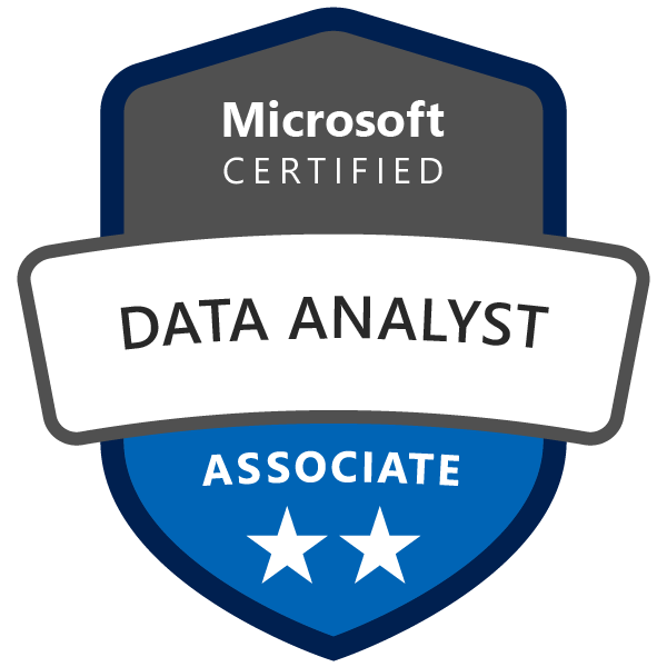Microsoft Certified: Data Analyst Associate